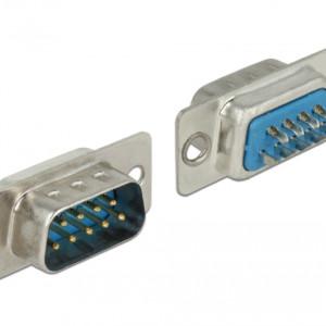 DELOCK Connector Σειριακής θύρας Sub-D9 με ακίδες