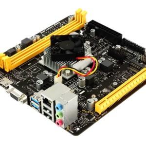 BIOSTAR Μητρική A10N-8800E και CPU FX-8800P