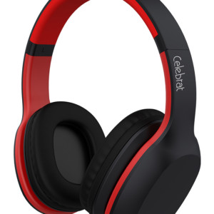 CELEBRAT Bluetooth headphones A18-BKRD