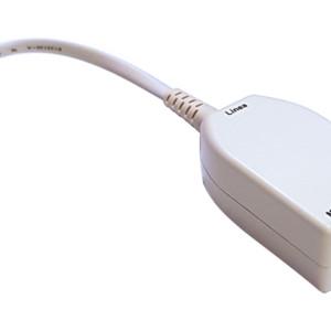 POWERTECH ADSL Splitter με φίλτρο ADSL-05