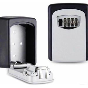 Κλειδοθήκη τοίχου B106 με συνδυασμό