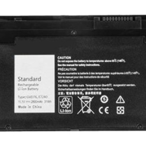 POWERTECH Συμβατή μπαταρία για Dell Latitude 12-E7240