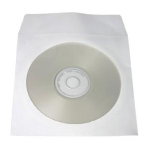 Χάρτινος φάκελος αποθήκευσης οπτικού μέσου με παράθυρο BOX0063