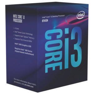 INTEL CPU Core i3-8100