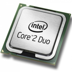 INTEL used CPU Core 2 Duo T7100