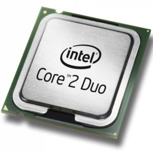 INTEL used CPU Core 2 Duo T8100