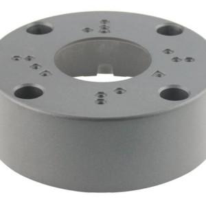 LONGSE Μεταλλική βάση στήριξης καμερών Dome και Bullet CCTV-B002