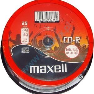 MAXELL CD-R music XL-II 80min
