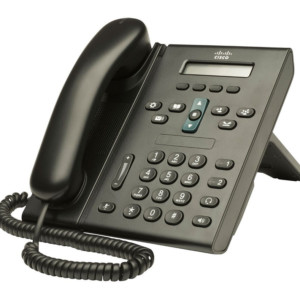CISCO used Unified IP Phone CP-6921-C-K9