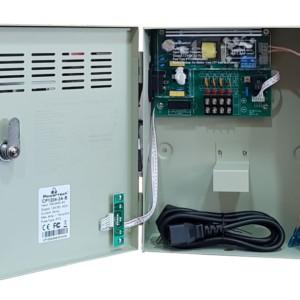 POWERTECH τροφοδοτικό CP1204-3A-B για CCTV-Alarm