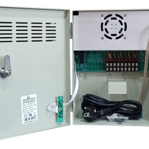 POWERTECH τροφοδοτικό CP1209-20A-B για CCTV-Alarm