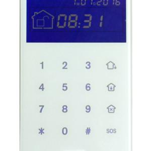 Ασύρματο πληκτρολόγιο LCD αμφίδρομης επικοινωνίας 2 Way