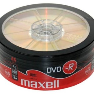 MAXELL DVD-R DVD0165 16x