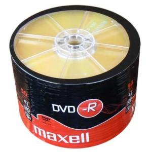 MAXELL DVD-R 16x 120min 4