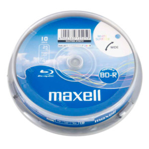 MAXELL BLU RAY BD-R