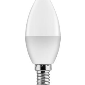 POWERTECH LED Λάμπα Candle 5W