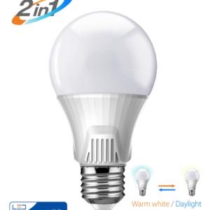 POWERTECH LED Λάμπα Bulb 2 σε 1