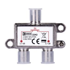 EMOS Splitter EU2242