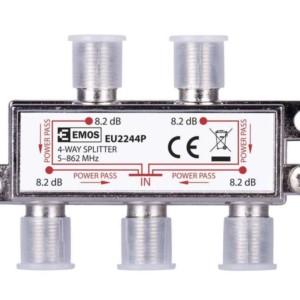 EMOS Splitter EU2244P