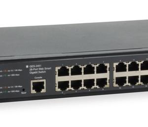 LEVELONE Web Smart Gigabit switch GES-2451