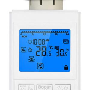 HYSEN Έξυπνη θερμοστατική βαλβίδα καλοριφέρ HY10