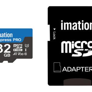 IMATION κάρτα μνήμης MicroSDHC UHS-3