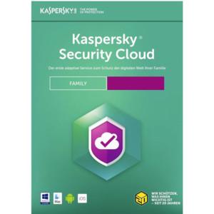 KASPERSKY Security Cloud