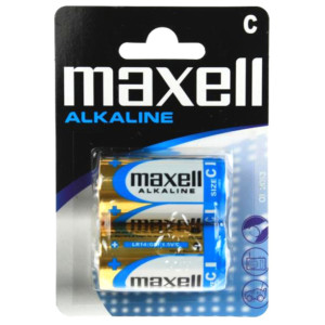 MAXELL SUPER Αλκαλική μπαταρία LR14