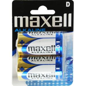 MAXELL SUPER Αλκαλική μπαταρία LR20