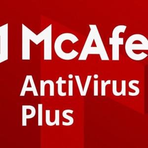MCAFEE AntiVirus Plus 1U/1Y