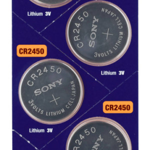 MURATA Μπαταρία λιθίου CR2450