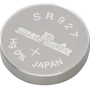 MURATA μπαταρία Silver Oxide για ρολόγια SR927