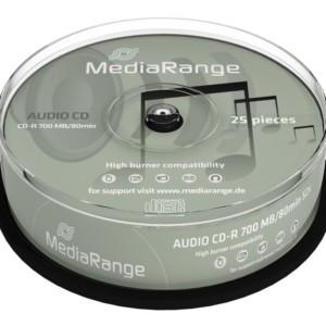 MEDIARANGE AUDIO CD-R 80 min