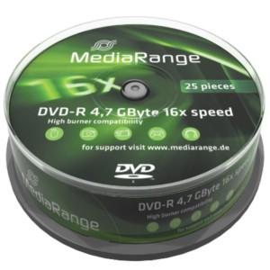 MEDIARANGE DVD-R 4