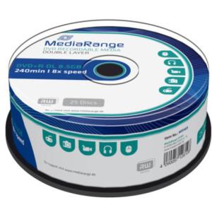 MEDIARANGE DVD+R Double Layer