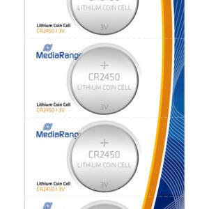 MEDIARANGE Μπαταρία λιθίου CR2450 3V