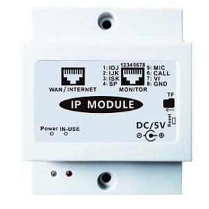 PAILI Μονάδα σύνδεσης θυροτηλεόρασης στο διαδίκτυο PL-IP
