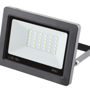 POWERTECH LED Προβολέας PRWOS-20W65 20W
