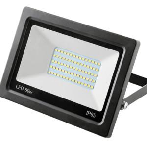 POWERTECH LED Προβολέας PRWOS-50W65 50W