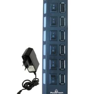 POWERTECH USB 2.0  Hub PT-111