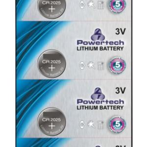 POWERTECH Μπαταρία λιθίου 3v