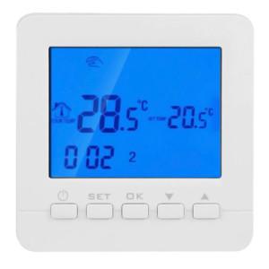 POWERTECH Έξυπνος θερμοστάτης καλοριφέρ PT-784
