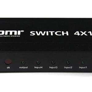 POWERTECH Switch HDMI 1.4 PTH-002