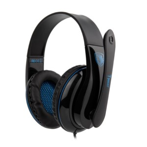 SADES Gaming headset Tpower με 40mm ακουστικά