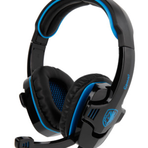SADES Gaming Headset Gpower με 40mm πανίσχυρα ακουστικά