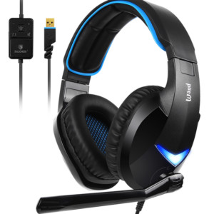 SADES Gaming Headset Wand SA-914-BL