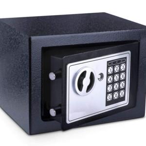 POWERTECH Χρηματοκιβώτιο ασφαλείας SB-17E