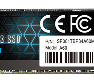SILICON POWER SSD PCIe Gen3x4 P34A60 M.2 2280