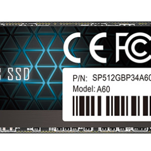 SILICON POWER SSD PCIe Gen3x4 P34A60 M.2 2280