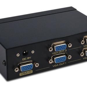 KVM - Splitter - Switch